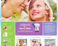 Rossville Family Dentistry Website
